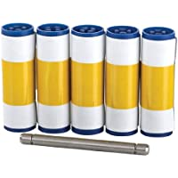 Magicard 3633-0054 Enduro & Rio Pro Cleaning Rollers, 5 Pack