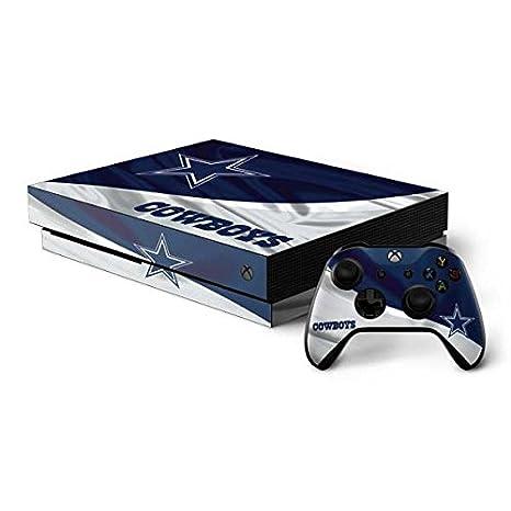 amazon com skinit nfl dallas cowboys xbox one x bundle skin rh amazon com  dallas cowboys xbox one wireless controller Which Cowboys Xbox One c7c91ae71
