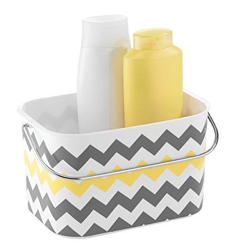 mDesign Bathroom Organizer Storage Basket