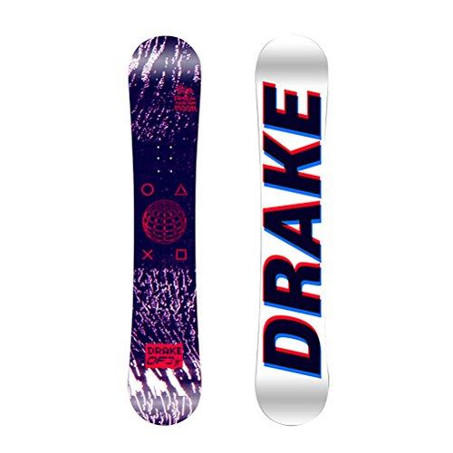Drake DF3 Jr Boys Snowboard - 135cm ()