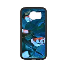 Samsung Galaxy S6 Cell Phone Case White Disney Tangled Character Stabbington Brothers 002 WH9469037