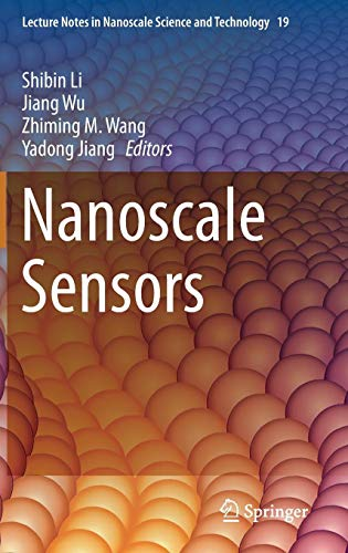 Price comparison product image Nanoscale Sensors (Lecture Notes in Nanoscale Science and Technology)