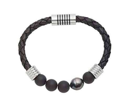 TARA Tahitian Cultured Stainless Bracelet