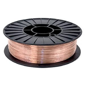Forney 42292 Mig Wire, Mild Steel E70S-6, .035-Diameter, 2-Pound Spool