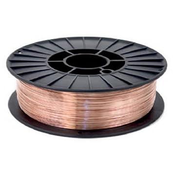 Forney 42301 Flux Core Mig Wire, Mild Steel E71TGS, .030-Diameter ...