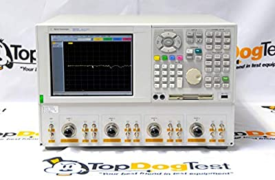 Agilent N5230A PNA Network analyzer 300kHz to 20GHz, 4 Port Options 010-014-245-080-550-1E1-F20-P04