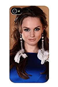 Ellent Design Tori Black Case Cover For Iphone 4/4s For New Year's Day's Gift
