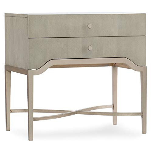 Hooker Furniture Elixir Two-Drawer Nightstand by Hooker Furniture