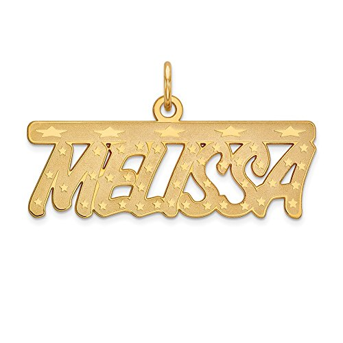 - Jewelry Pendants & Charms Personalized 10k .013 Gauge Bar with Stars Name Plate - Flyer Pg. 3