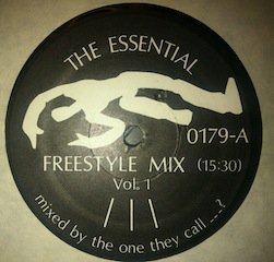The Essential Freestyle Mix Vol. 1