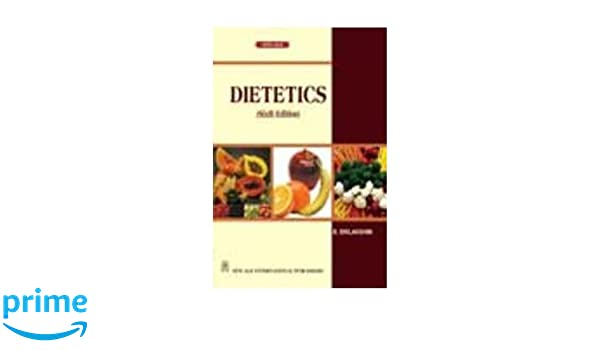 Dietetics Book By Srilakshmi