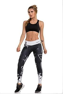 Drakon Leggings Activewear Printed Woman Compression Pants Yoga Tights Best Sellers