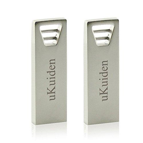 uKuiden Memory Stick 4 GB USB 2.0 Flash Drives USB Memory Stick Thumb Drive Pen Drive us-806-4 by uKuiden (Image #3)