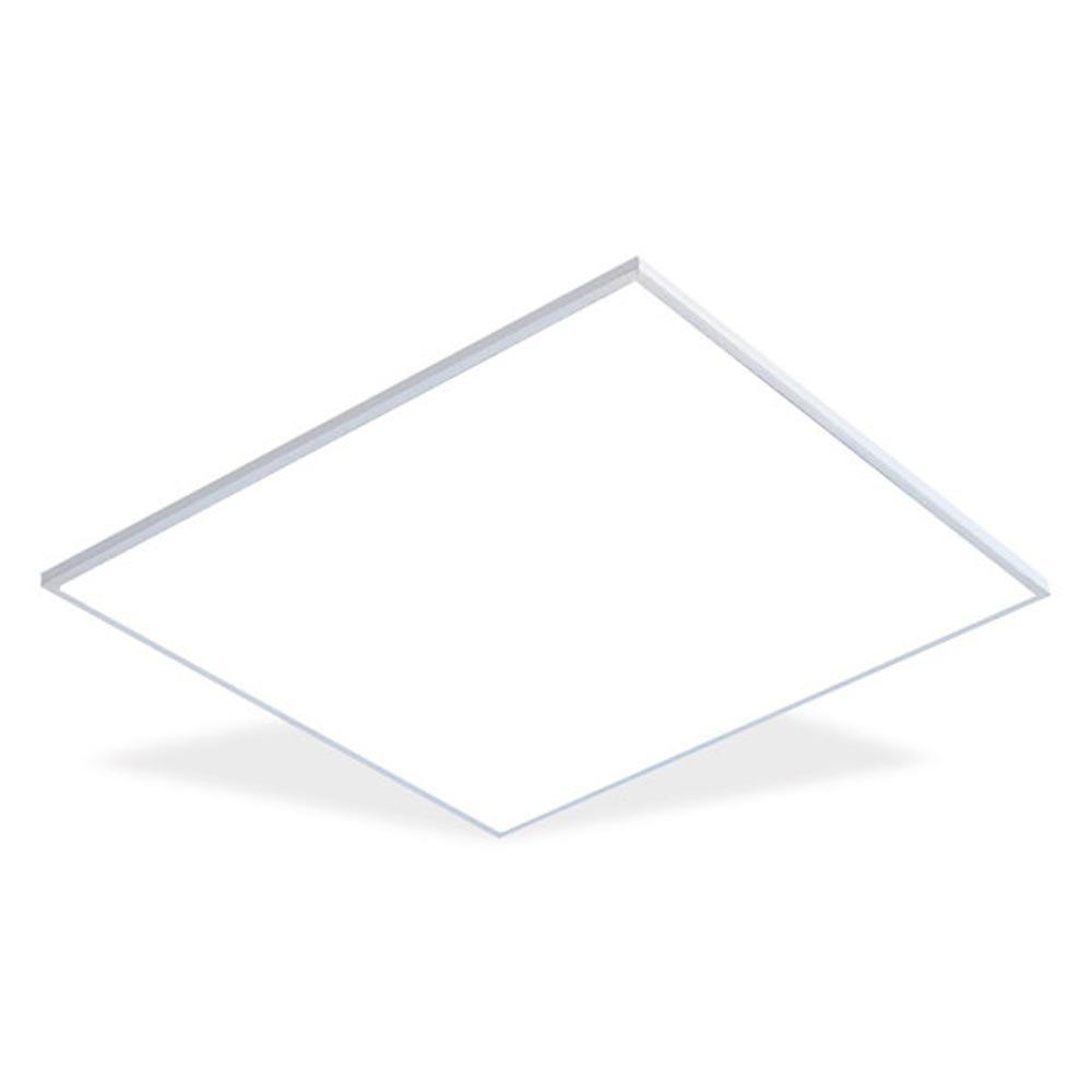 LED Panel Einbau, MARIA, 50W, PHILIPS CertaDrive, Neutralweiss, 620x620mm, LED Bürolampe für Odenwalddecke, Rasterleuchten, Einlegeleuchte, Büroleuchten