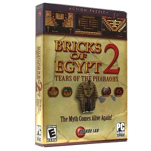 Bricks of Egypt 2: Tears of the Pharaohs Video Game for PC