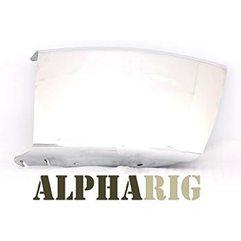 ALPHARIG FRONT BUMPER END PASSENGER RH SIDE FREIGHTLINER CENTURY 03-08