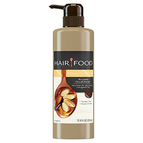 - Hair Food Almond Oil & Vanilla Smooth Conditioner 17.9 fl oz, pack of 1