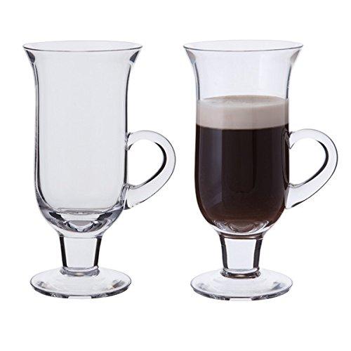 Dartington Irish Coffee-Glas, transparent, 2Stück