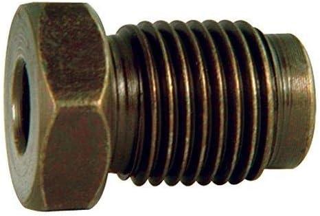 Steel Tube Nuts Metric thread