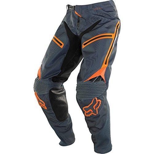- 2016 Fox Racing Legion Offroad Pants-Grey/Orange-34
