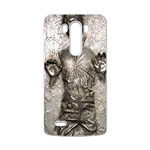 Han Solo Carbonite Star Wars Rubber Sleeve Brand New And High Quality Hard Case Cover Protector For LG G3