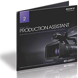 SONY CREATIVE SOFTWARE SVPA2099ESD SONY VEGAS PRO PROD ASSISTANT 2 ESD Sony Creative Software Inc vegas pro production: Picture 1 regular