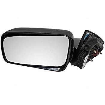 NEW LH RH POWER DOOR MIRROR FITS 2005-2009 FORD MUSTANG FO1320243 FO1321243