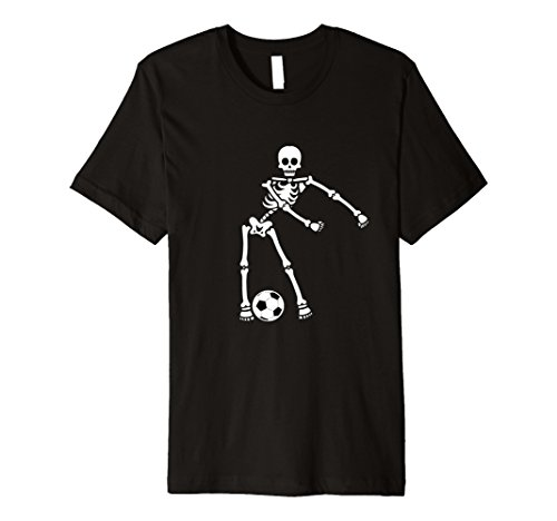 Flossing Skeleton Soccer Shirt Floss Dance Boys -