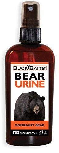 Buck Baits Dominate Bear Urine 4 oz.