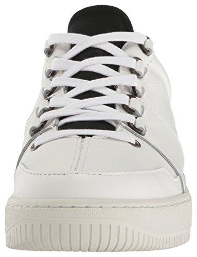 K-swiss Heren Classico Sport Fashion Sneaker Wit / Zwart / Off White