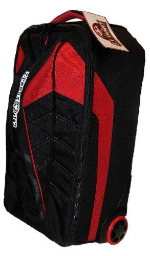 2014 GI Sportz Paintball Flyr 21'' Flight Bag - Black/Red by GI Sportz