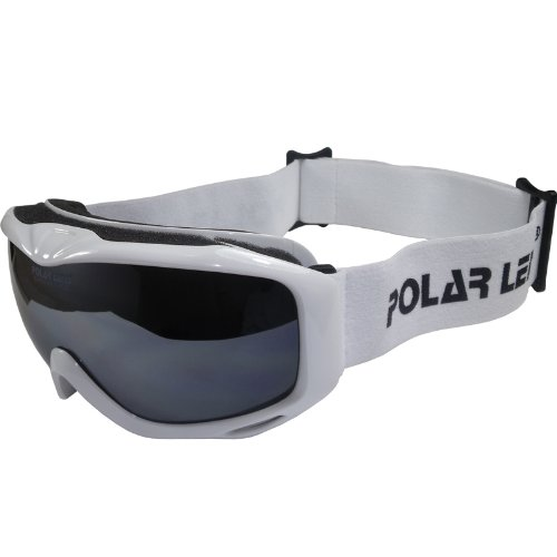 Polarlens PG10 Snowboarding Goggles / Ski Goggles / Snow Goggles /Newest Generation of European Design and Performance / Helmet Compatible with Extra Long Adjustable Strap, Outdoor Stuffs