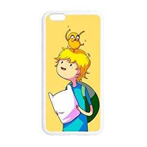 """1pc Rubber Snap On Case Cover Skin For iphone 6 4.7"""", Adventure Time iphone 6 Covers"""