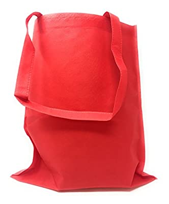 50 Bulk Tote Bag Mega Pack - Reusable Shopping Bags