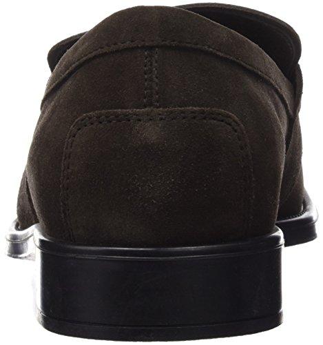 Tod's Xxm0xd0n520re0s800, Zapatos de Cordones Brogue para Hombre TESTA MORO
