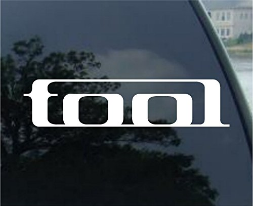 Tool Band Car Window Vinyl Decal Sticker (6
