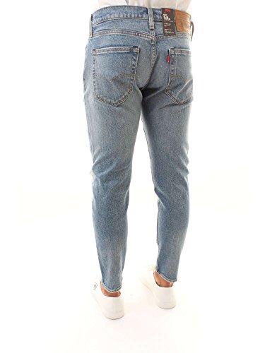 Hombre Blu Strauss Pantalones Levi 0246 28833 Vaqueros Denim yiXy9HmVyQ amp; Zx11q80