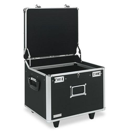 Mobile Chest, Ltr/Lgl, Lock, 17-1/2