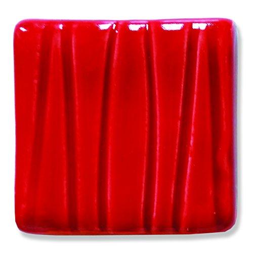 Red Glaze Ceramic - Speedball 004023 Earthenware Glaze, Red, 16 oz