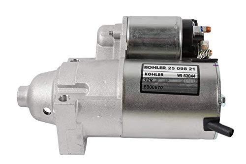 Kohler 25-098-21-S Lawn & Garden Equipment Engine Starter Assembly Genuine Original Equipment Manufacturer (OEM) Part