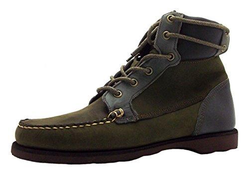Sebago  Scout Boot, Herren Stiefel Grün olivgrün 41