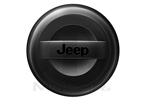 Genuine Chrysler 82214306 Hard Spare Tire Cover