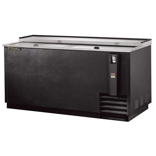 True TD-65-24 Deep Well Horizontal Bottle Cooler, Slide Lid, 65