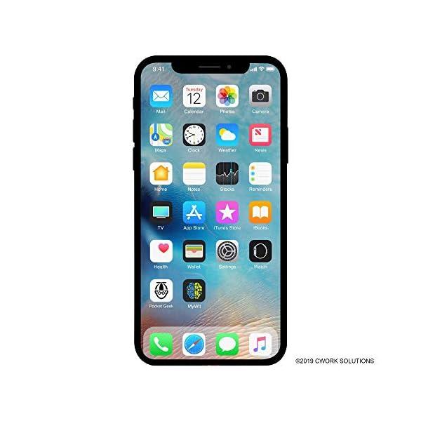 Apple iPhone X, GSM Unlocked