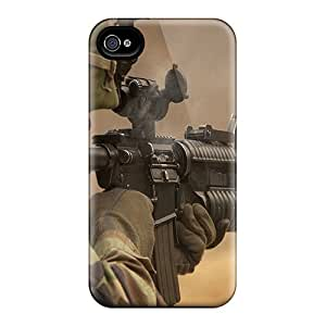 Defender Cases For Iphone 6, Soldier Aiming Pattern
