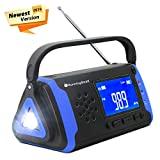 Best Emergency Weather Radios - Emergency NOAA Weather Crank Solar Powered Portable Radio Review