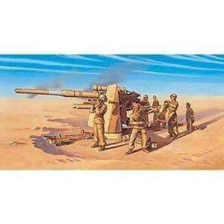 Italeri - I7512 - Maquette - Chars d'assaut - Flak 37 88MM - Echelle 1:72