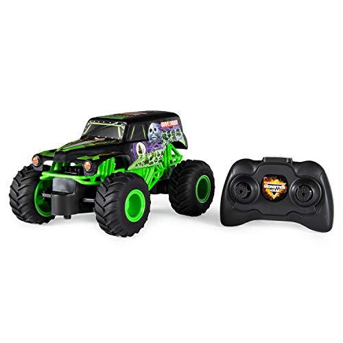 Monster Jam 6044955 RC - Camión Grano (Escala 1:24): Amazon.es: Juguetes y juegos