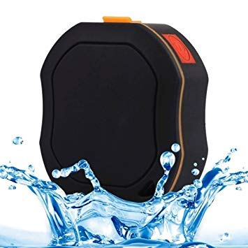 Uniqus KH-109 IPX6 Waterproof Small Size GPS Tracker for Pet Kid with SOS Panic Button
