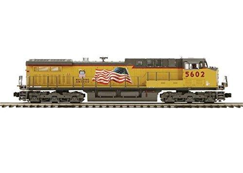 (MTH MTH20206421 O Hi-Rail AC4400cw w/PS3, UP #5602)